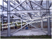 China Supply Q345 Commercial Steel Buildings And Structure Prefabricated Building From Steel Structure Chinese Supplier