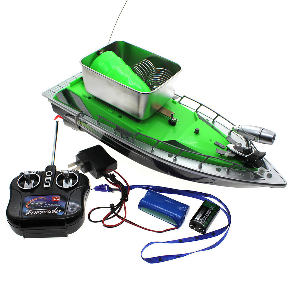 40-60m 8Hours Remote Control RC Radio Bait Fish Finder Fishing Nest Lure Boat Ship mini fast electric fishing bait boat 300m remote control 500g lure fish finder feeder boat usb rechargeable 8hours 9600mah