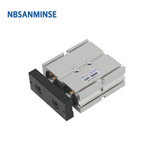 NBSANMINSE TN Bore 16mm Double Acting With Magnet Air Pneumatic Cylinder High Quality Automation Parts цена 2017
