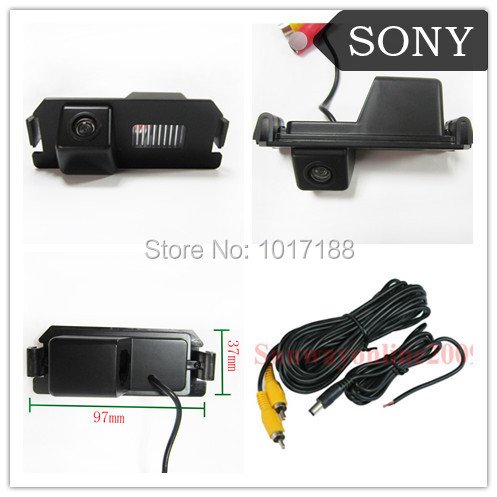 Car Front Backup Rear View Reverse Parking Camera Waterproof Night Vision SONY CHIP Hyundai IX35 Tucson