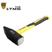 Высокое Качество И Прочного Стекловолокна Пластиковые Пакеты Ручка Волокна Справиться Слесарь Молоток Строительные Инструменты Молота Repair Tool(China (Mainland))