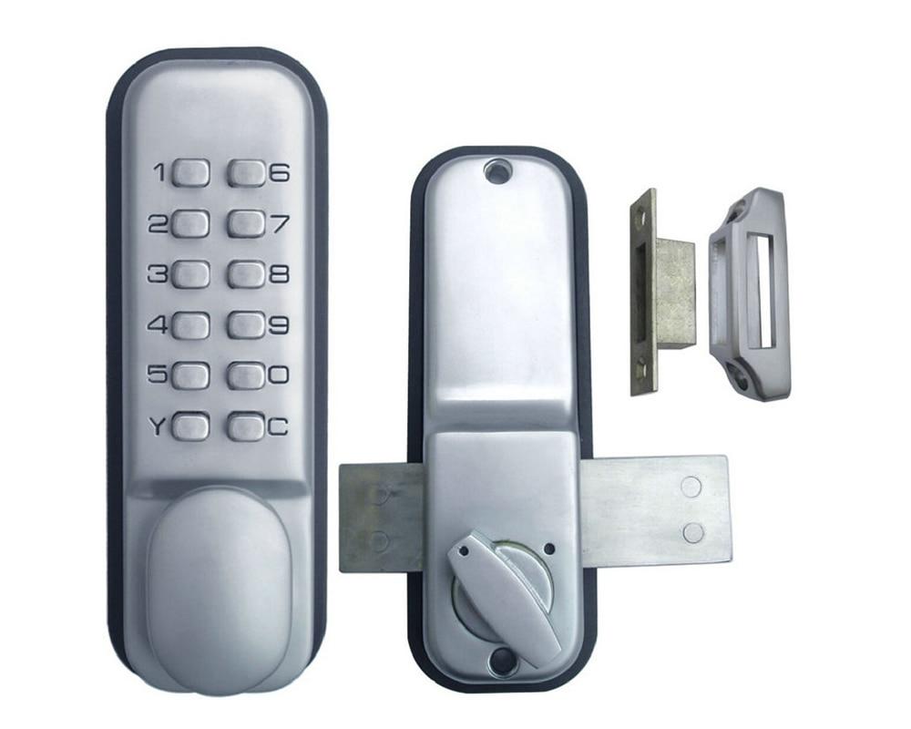 ФОТО mechanical door locks Keyless Digital Machinery Code Keypad Password Entry Door lock The 2th generation of OS258A