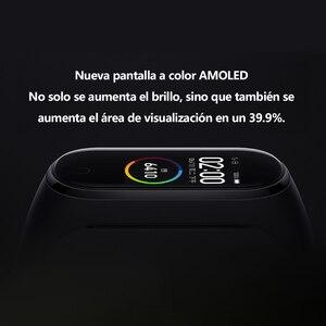 Image 3 - Смарт браслет Xiaomi Mi Band 4 Band 4, глобальная версия, цветной экран 3, пульсометр, фитнес музыка, водонепроницаемость 50 м, Bluetooth