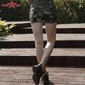 FreeArmy Brand Shorts Women Summer 2016 Fashion Women's Shorts Sweatpants Female Military Camouflage Shorts GK-953