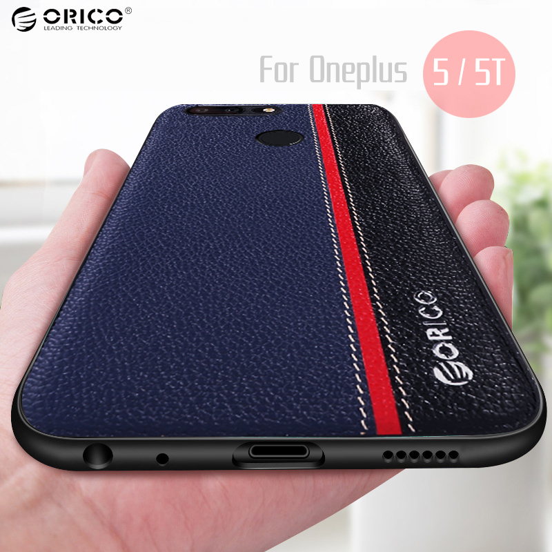 Oneplus 5T <font><b>Case</b></font> Original Genuine Leather Metal Sequins LOGO <font><b>Car</b></font> Magnetic Tricolor Oneplus 5 <font><b>Case</b></font> Oneplus5T One Plus 5 5T Cover