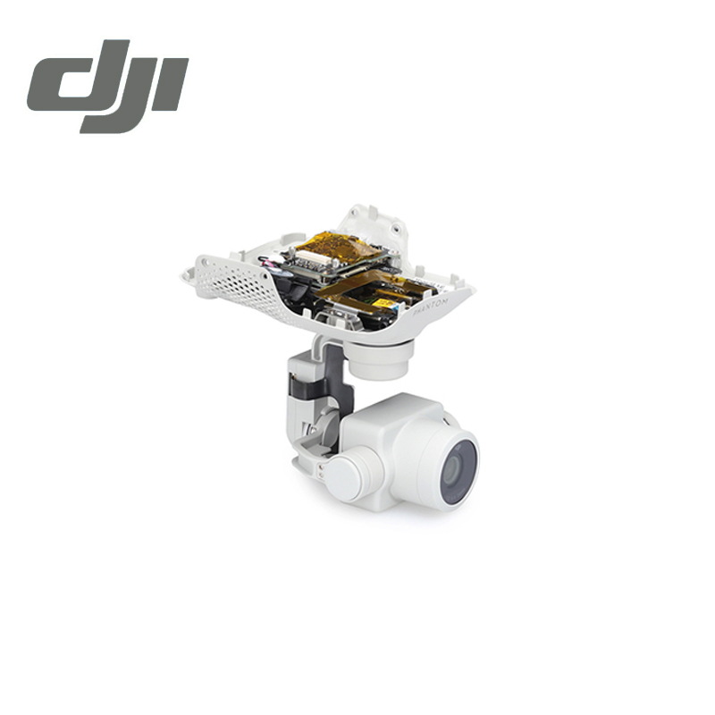DJI Phantom 4 Pro / Phantom4 Adv Gimbal Camera for Phantom4 Professonal Advanced Parts Original Accessories pgy dji phantom 4 3 professional accessories lens filter 6pcs bag nd4 nd8 mcuv cpl cover gimbal camera quadcopter drone part
