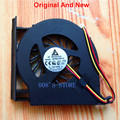 Original Notebook CPU Cooling Fan For HP Compaq CQ61 CQ61-100 G61 CQ70 CQ71 CQ71-100 G71 CQ61-400 By DELTA BFB0705HA/KSB06105HA