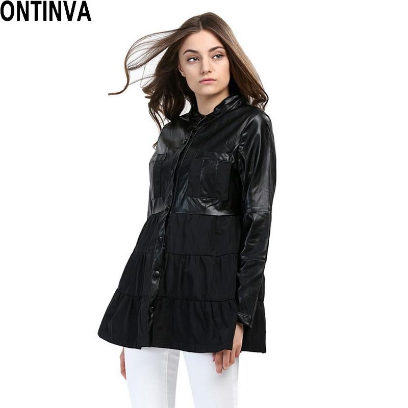 Online Get Cheap Leather Dress Coats -Aliexpress.com | Alibaba Group