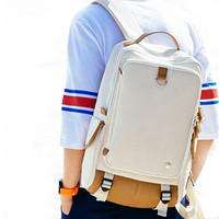 TMBODFashion Men Bag Canvas Backpack Women Oxford Travel Bags Retro Backpacks Teenager School Bag Famous Brands \.y307