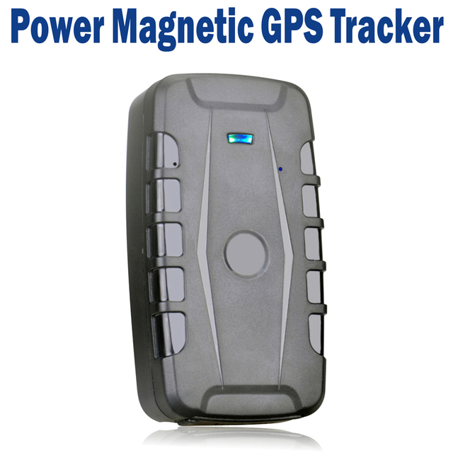 Mah Battery Magnetic Gsm Gprs Gps Tracker For Car Vehicle App Real Time Tracking Chip Waterproof