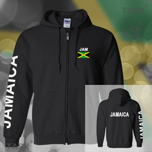 Jamaica Jamaican mens hoodies and sweatshirt jerseys polo sweat suits streetwear tracksuit nations fleece zipper JAM JM 2017 new
