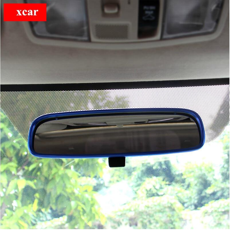 Free shipping !For 2013 2014 MITSUBISHI ASX rearview mirror Alloy decoration frame rearview mirror sticker  for asx accessories novline пороги алюминиевые optima black 1700 черные mitsubishi asx 2014