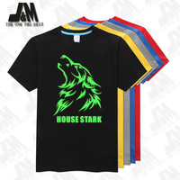 A Song Of Ice And Fire Game Of Thrones House Stark Of Winterfell Wolf T Shirt