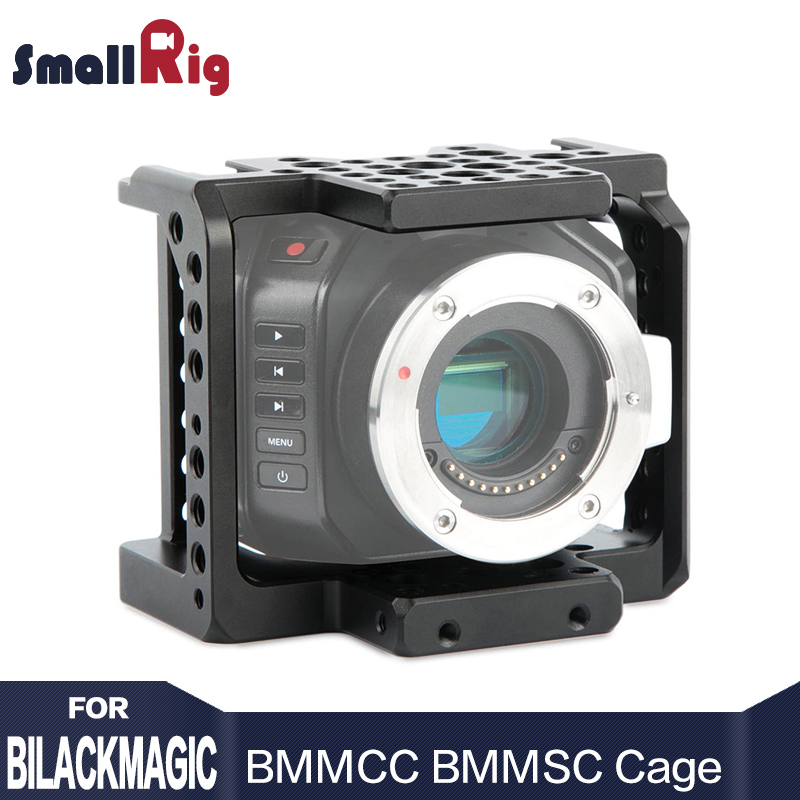 SmallRig BMMCC/BMMSC Camera Cage for Blackmagic Micro Cinema Camera or for Blackmagic Micro Studio Camera Form Fitting -----1773 form fitting solid cami dress