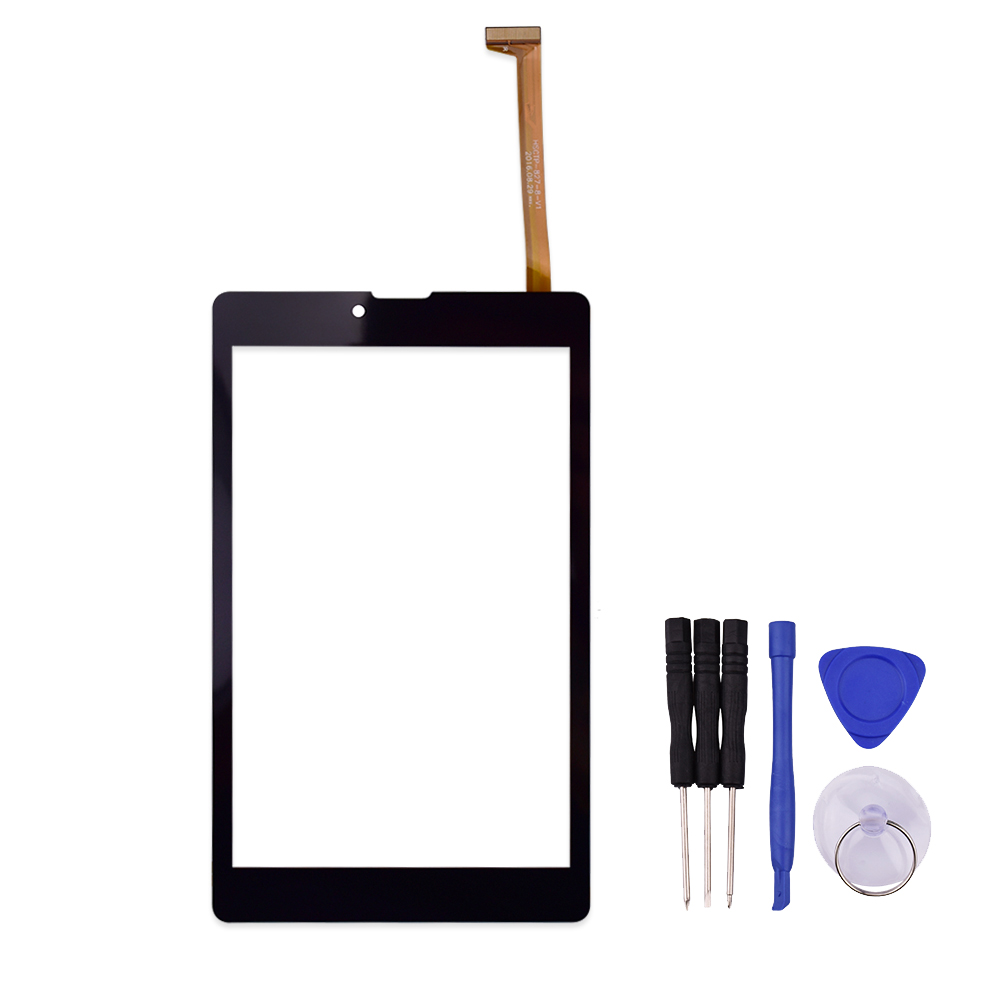 7 inch Touch Screen for TZ791 4G TZ791B TZ791W Tablet Digitizer  Glass Panel Sensor Replacement with Free Repair Tools new 6 inch touch screen for ginzzu st6040 st 6040 tablet panel glass sensor digitizer replacement repair tools