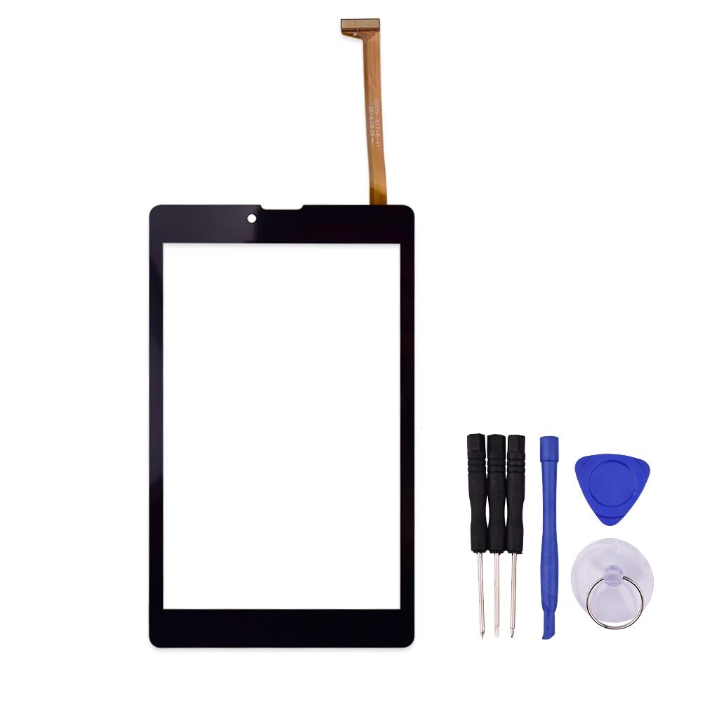 цена 7 inch Touch Screen for TZ791 4G TZ791B TZ791W Tablet Digitizer  Glass Panel Sensor Replacement with Free Repair Tools онлайн в 2017 году