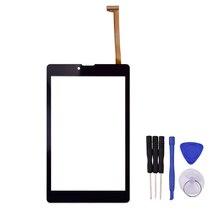 7 pulgadas de Pantalla Táctil para TZ791 4G TZ791B TZ791W Tablet Reemplazo Del Sensor Del Panel de Cristal Digitalizador con Herramientas Gratuitas de Reparación