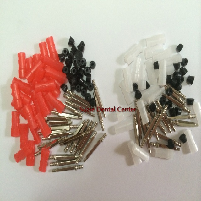 940 sets around Dental Laboratory Use Diamond Dowel Pin 20mm with Plastic Caps Use With Pindex
