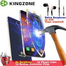 KingZone S3 5 дюймов смартфон противоударный 4 ядра 1 ГБ Оперативная память + 16 ГБ Встроенная память 2600 мАч Поддержка GPS телефон Celular 3 г разблокирована сотовых телефонов