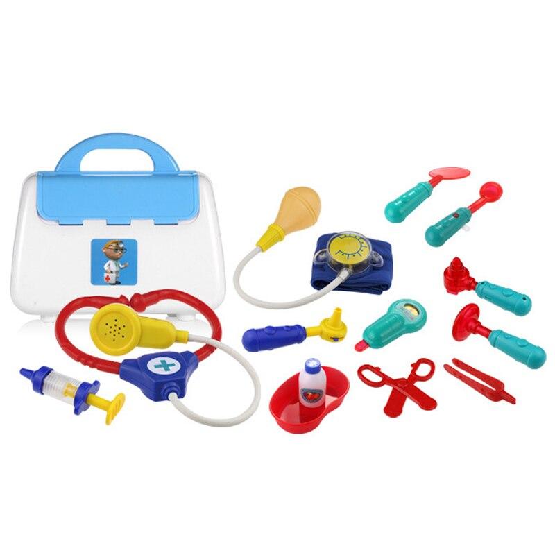 + Colthes Kid Doctor Set Mini Kit de Herramientas Médicas Juego de - Juguetes clásicos - foto 5