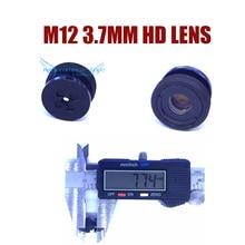M12-3.7MM HD CCTV MINI lens for cctv video surveillance MINI camera CCD/CMOS/IPC/AHD IP Camera DIY Module Free shipping