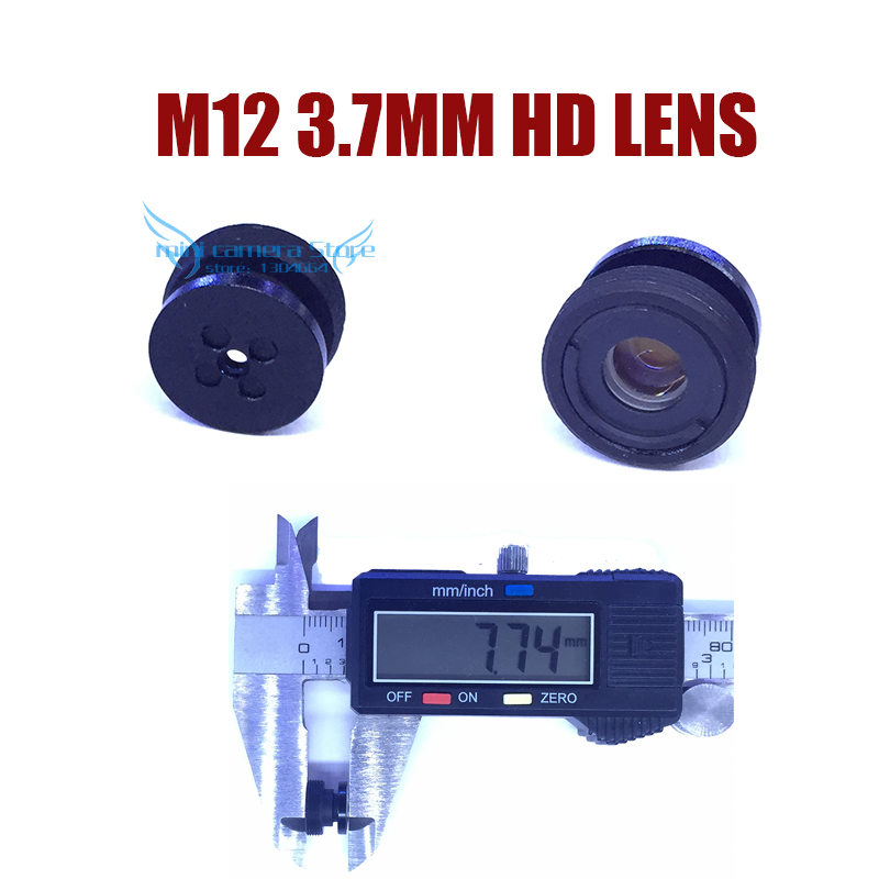 hd 1080p 1 2 7 m12 3 7mm 2mp pinhole mini lens for cctv video surveillance ccd cmos ipc ahd ip camera diy module free shipping M12-3.7MM HD CCTV MINI lens for cctv video surveillance MINI camera CCD/CMOS/IPC/AHD IP Camera DIY Module Free shipping
