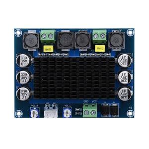 Image 4 - TDA7498 HD Audio Amplifier Board Amplificador For Speaker 100*2 Class D Digital Power Amplifiers Plate Amplificateur A1 008