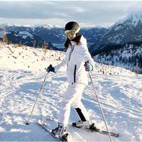 горнолыжный костюм женский,горнолыжный костюм женский,Зима снег куртка для женщин сноуборд брюки и лыжная куртка дамы сноуборд костюмы жен