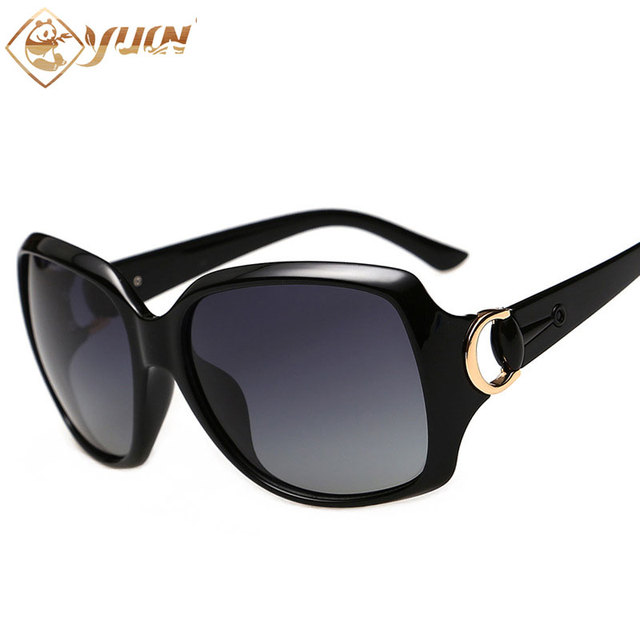 High Fashion Women Sunglasses Brand Designer Polarized Driving Sun Glasses Female Summer Shade Oculo For Woman 9271