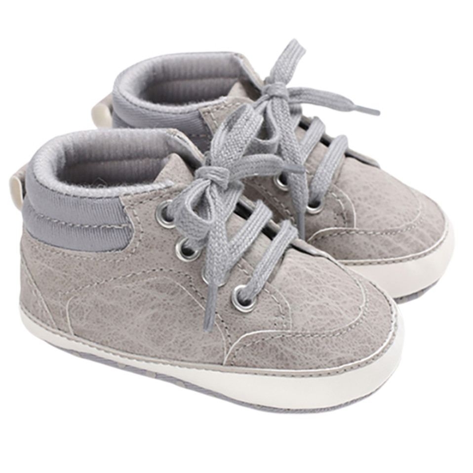 2020 New Infant Toddler Baby Boys Girls Shoes For Newborn Soft Sole Sneaker Cotton Shoes Sport Casual Warm First Walkers