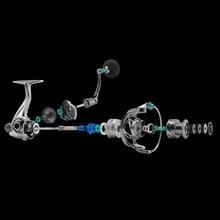 SeaKnight RAPID 6.2:1 4.7:1 Anti-corrosion 2000H 3000H 4000H 5000 6000 Spinning Fishing Reel 11BB Saltwater Fishing Reel Wheel