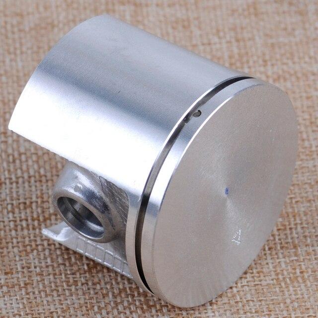 LETAOSK nuevo juego de anillos de 50mm de pistón y pasador adecuado para motosierra HUSQVARNA 66 268 268K 268XP