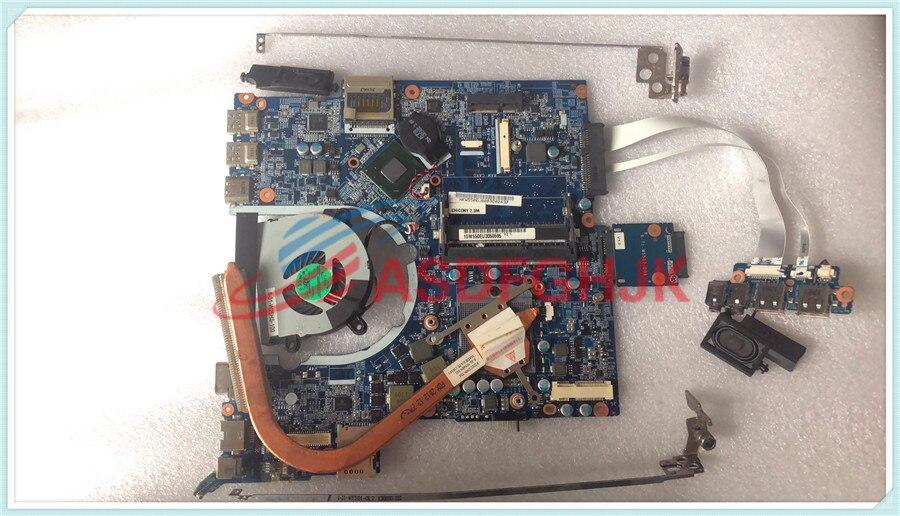 Original pour Hasee pour CLEVO W540EU W550EU cartes mères d'ordinateur portable E114139 YA-4A1 6-71-W5400-D02 (pas de carte USB HEATSINKE)