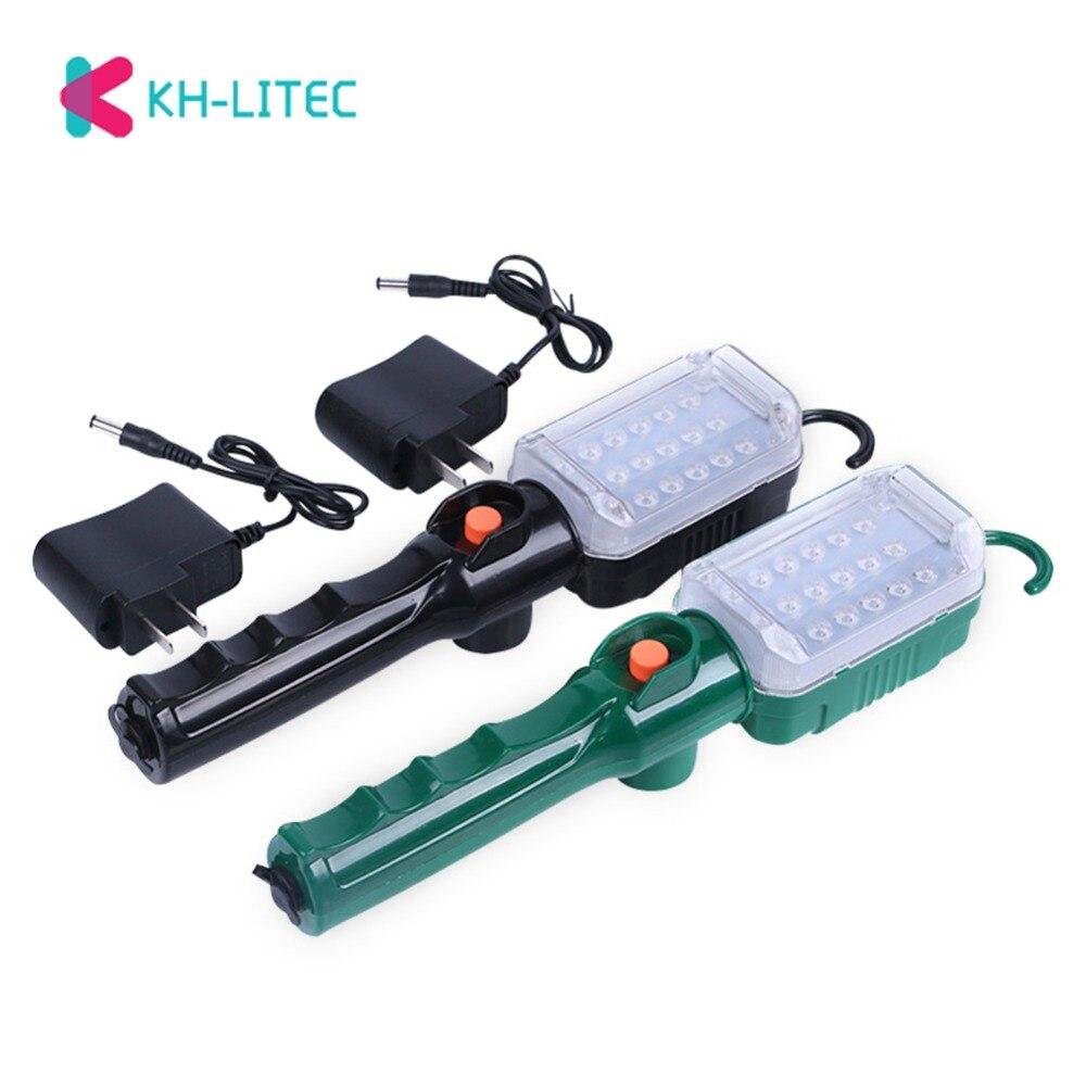Luz de reparo led luz de trabalho com gancho de suspensão carro-estilo lanterna magnética lâmpadas de trabalho de carro