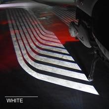 HAUSNN 2 шт./пара Крылья Ангела свет светодио дный подсветка в Дверь проектор Призрак Тень Лужа для мотоциклов