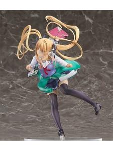 Image 3 - 日本アニメsaenaiヒロインなしsodatekata eririスペンサーsawamuraブック版。Pvcアクションフィギュアアニメフィギュアモデルのおもちゃギフト