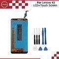 Para lenovo k5 pantalla lcd y montaje de la pantalla táctil pieza de reparación Accesorios para teléfonos accesorios para teléfonos móviles de lenovo k5