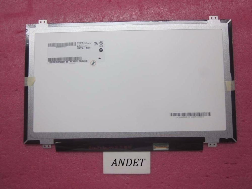 US $85 0 |New Original for Lenovo T440 T440S T440P T431S 1920*1080 14 0 FHD  IPS AG Panel Laptop LCD Screen B140HAN01 04X0436 0C00331 -in Laptop LCD