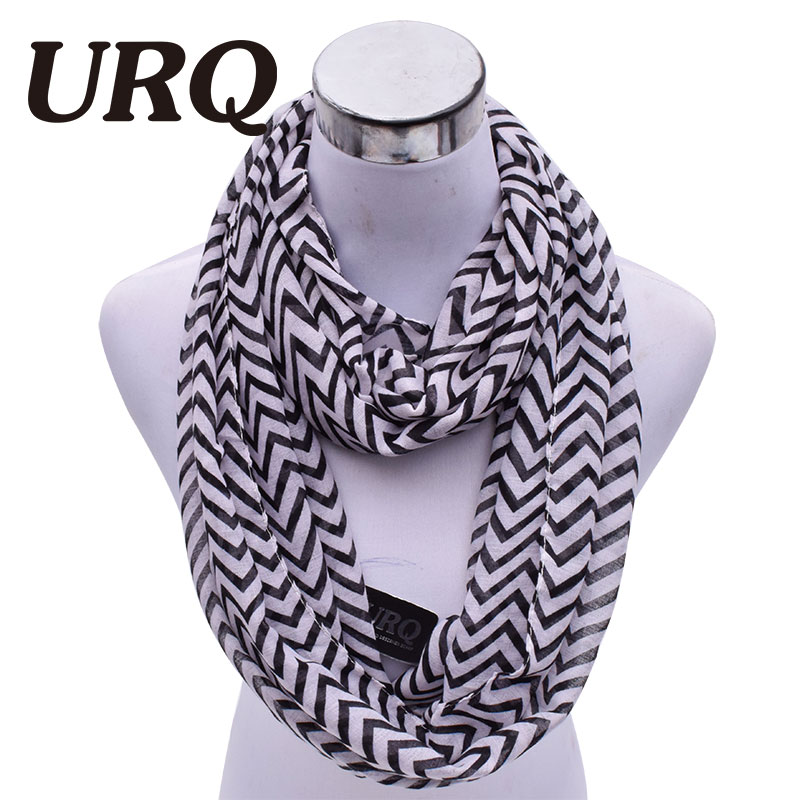 Child Size Woman Small Size Spring Zip Zap Print infinity   Scarf   Loop   Scarves   circle   Wraps   Girl Neck Wear V5A17773