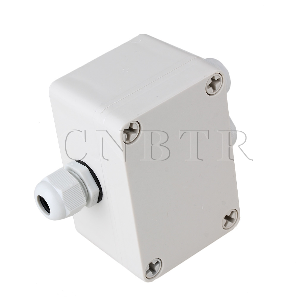 Buy Cnbtr Plastic Waterproof Electric Project Box Industrial Electrical Junction With 4 Position Terminals From Reliable Suppliers On Store
