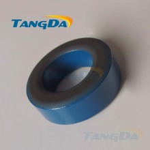 Tangda Iron powder cores T130-1 OD*ID*HT 33.5*19.5*11.5 mm 20nH/N2 20uo Iron dust core Ferrite Toroid Core toroidal blue gray