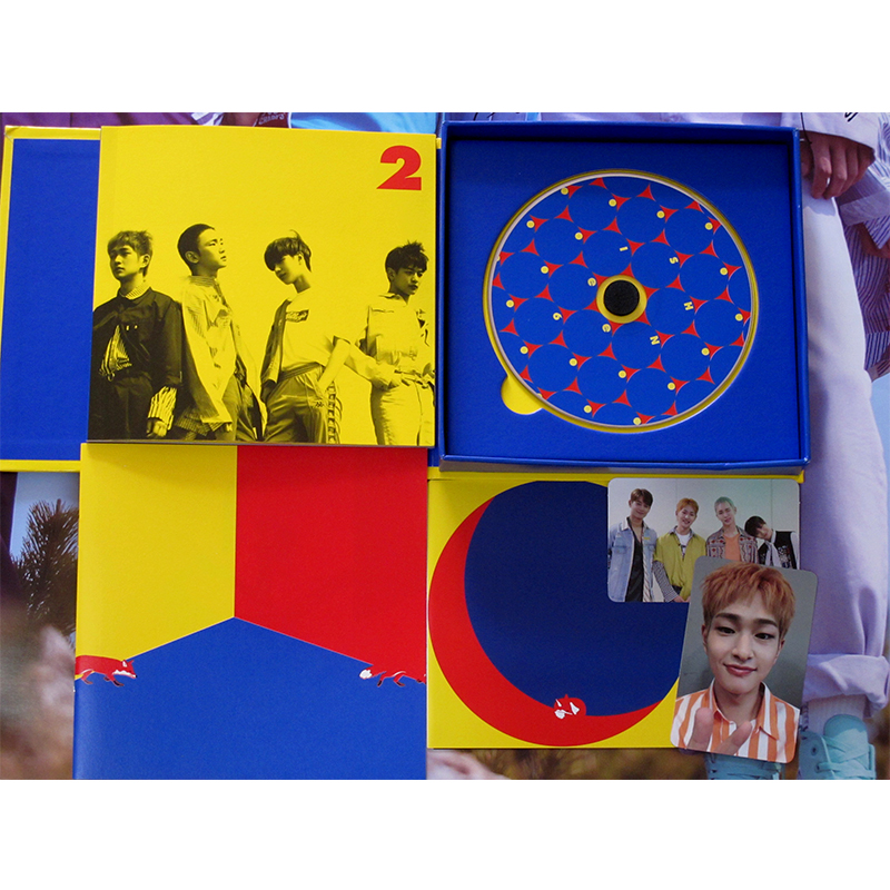 Z1612 SHINee The Story of Light Album Hot Korean Band 33 Silk Poster 36x24