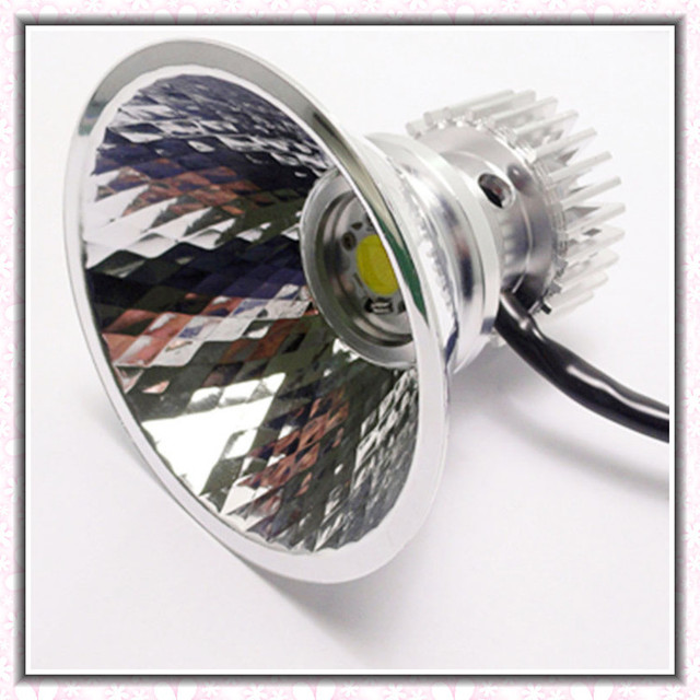 Free shipping Good quality 16W LED motorcycle headlamp lighting high intensity discharge lamp