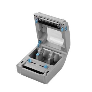 Image 3 - 9210U משולב שולחן העבודה 110mm נייר תרמי מדפסת ברקוד USB BT תווית מדפסת תקשורת ממשק תווית יצרנית