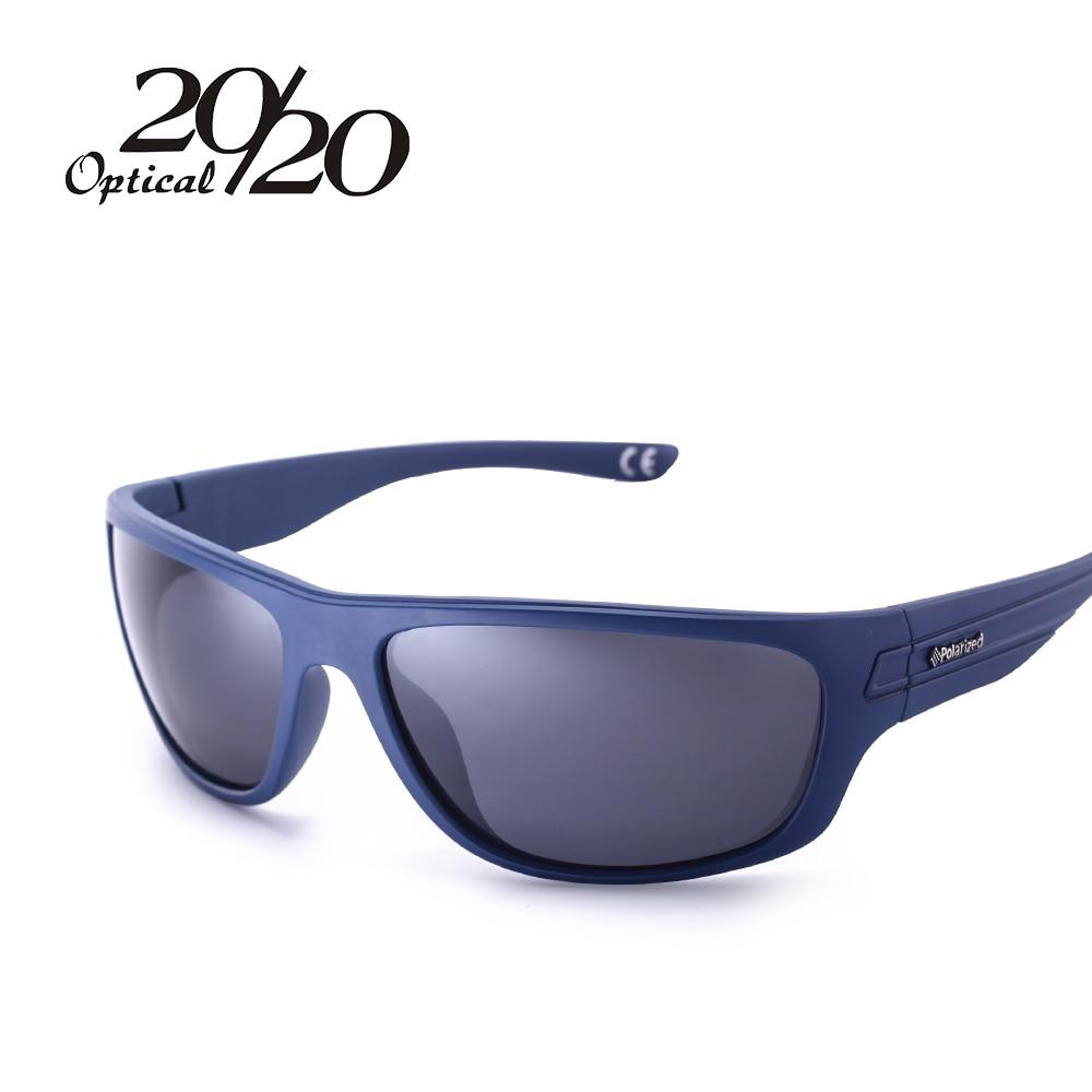 20/20 Polarized Sunglasses Men Brand Designer Blue Lens ...