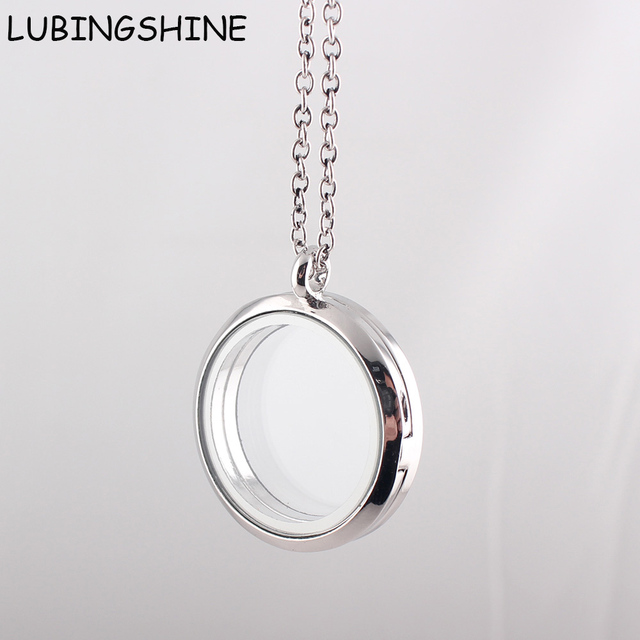 30mm round magnetic floating lockets necklaces free chain live 30mm round magnetic floating lockets necklaces free chain live memory plain glass locket pendant necklace jewelry mozeypictures Choice Image
