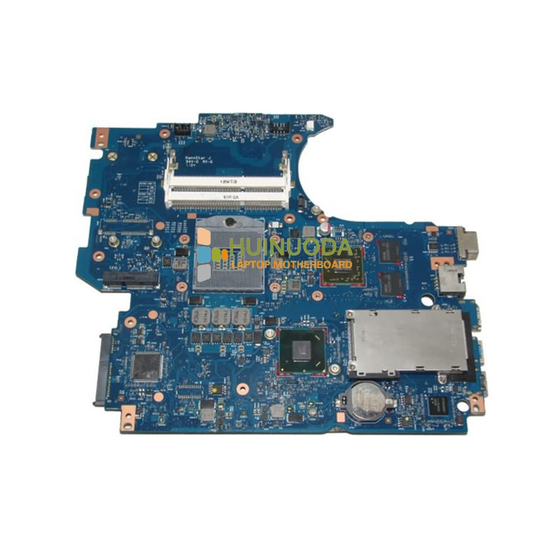 NOKOTION 670795-001 for HP probook 4530s laptop motherboard HM65 graphics ddr3 warranty 60 days 654306 001 fit for hp probook 4535s series laptop motherboard 1gb ddr3 socket sf1 100% working