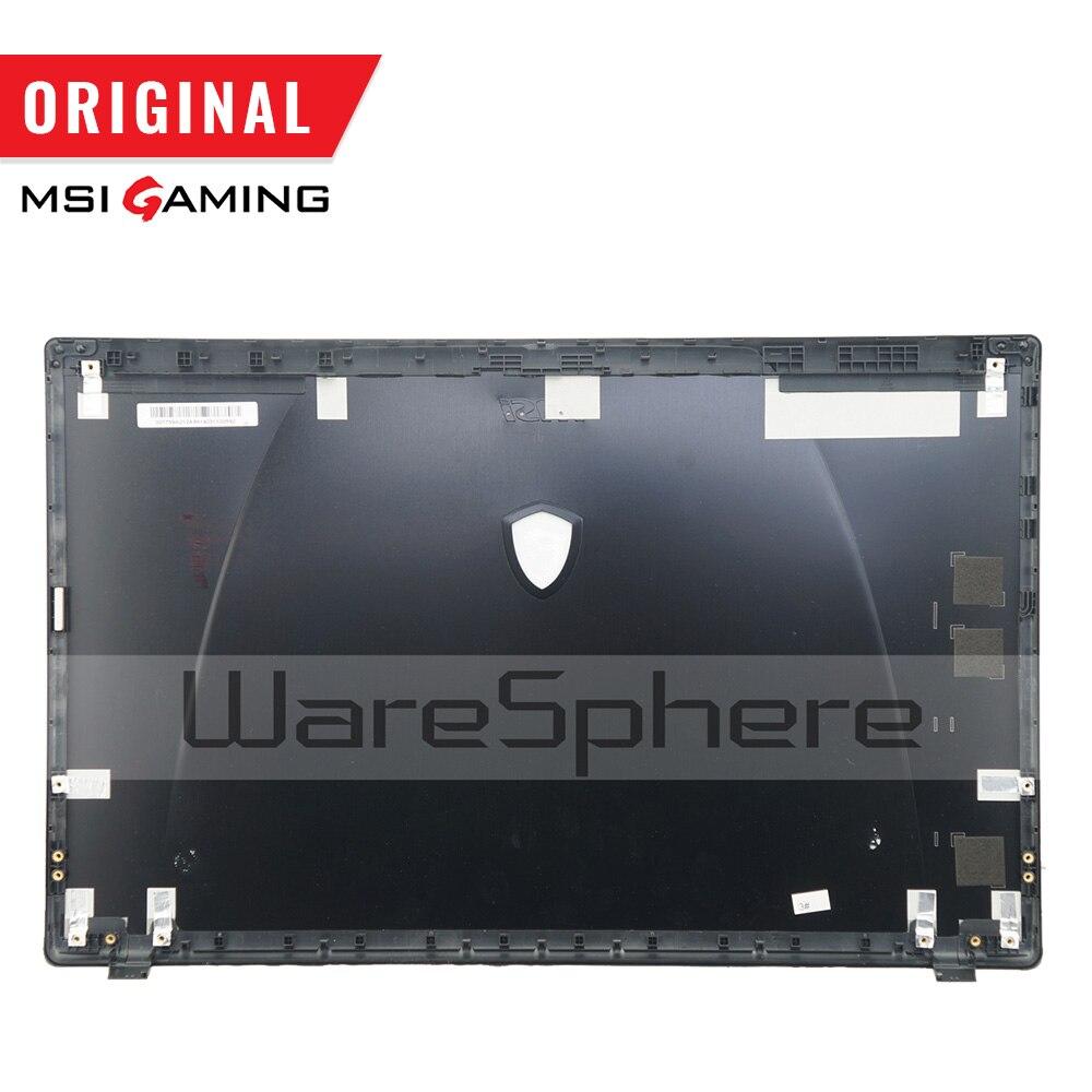 新オリジナル液晶リア蓋バック Msi GE70 307759A212A89 307 759A212 A89 トップカバータッチパッドなし 307757C216Y31 黒  グループ上の パソコン & オフィス からの ノートパソコンバッグ & ケース の中 3