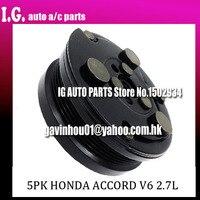 BRAND NEW AC COMPRESSOR CLUTCH FOR CAR Honda Accord V6 2 7L 38810P0GA01 1520996 10309581 415191