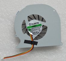 SSEA Brand New laptop CPU cooler Fan for DELL Inspiron 15R 5520 7520 5525 VOSTRO 3560 laptop Cooling FAN